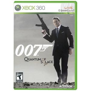 بازی 007 Quantum of Solace نسخه Xbox 360