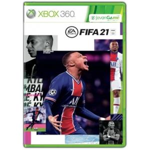بازی FIFA 21 نسخه XBOX 360