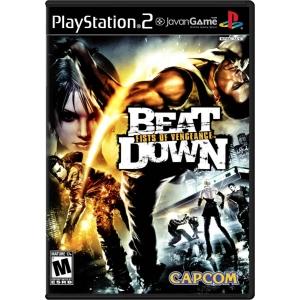 بازی Beat Down Fists of Vengeance برای PS2