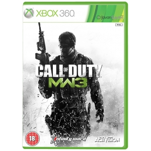 بازی Call of Duty Modern Warfare 3 برای XBOX 360