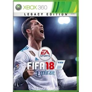 بازی FIFA 18 برای XBOX 360