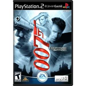 بازی 007 - Everything or Nothing برای PS2