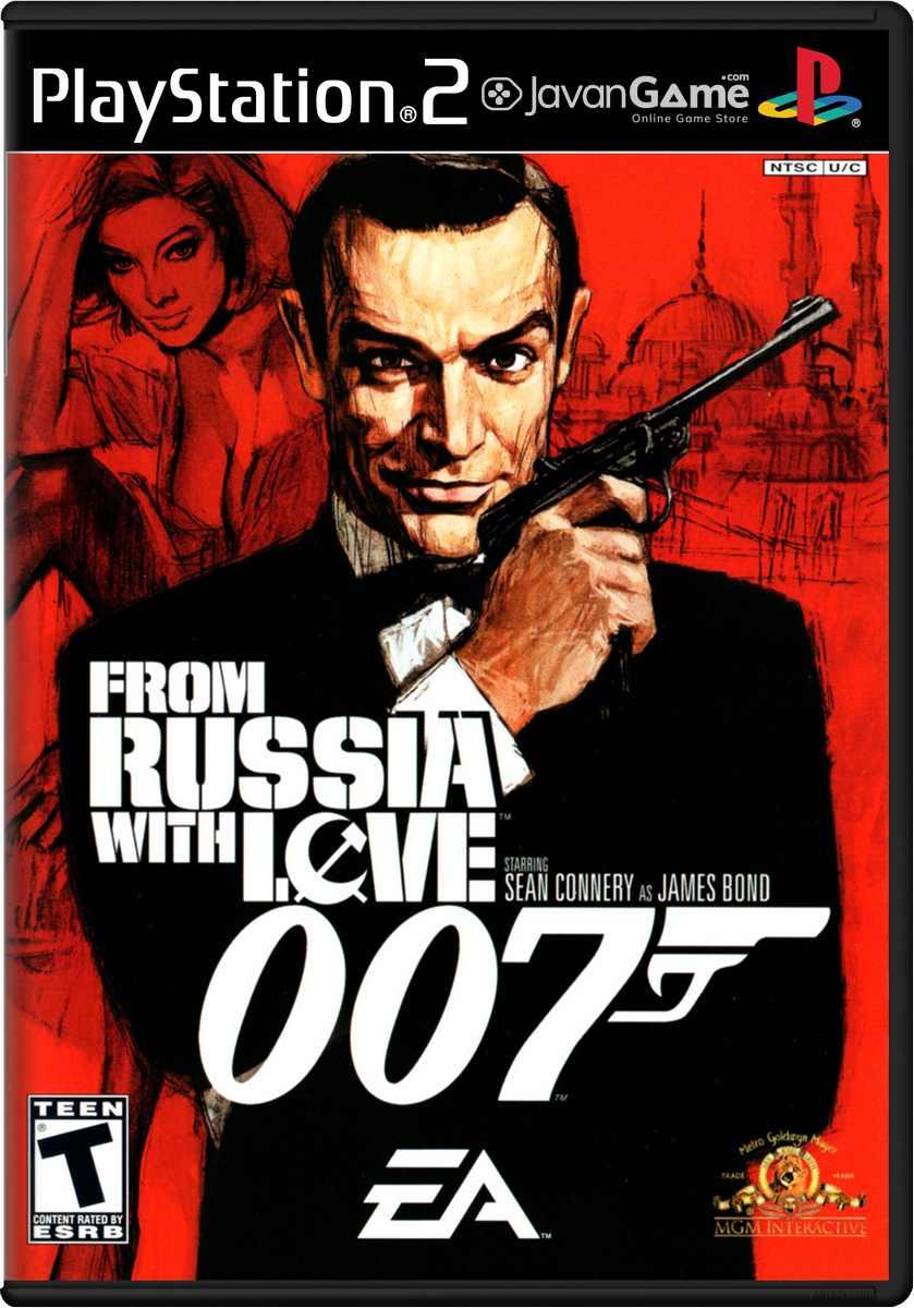 بازی 007 - From Russia with Love برای PS2