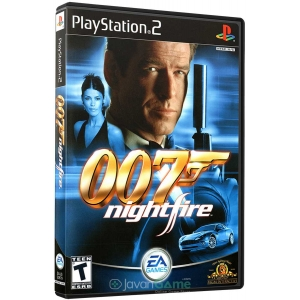 بازی 007 - Nightfire برای PS2