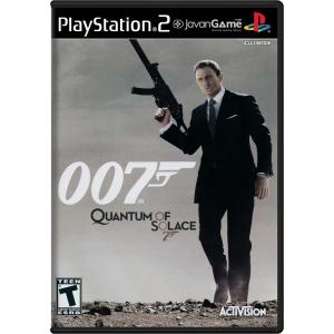 بازی 007 - Quantum of Solace برای PS2