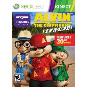 بازی Alvin and the Chipmunks: Chipwrecked برای XBOX 360