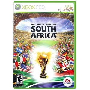بازی 2010 FIFA World Cup South Africa برای XBOX 360