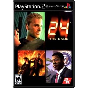 بازی 24 - The Game برای PS2