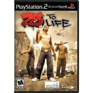 بازی 25 to Life برای PS2