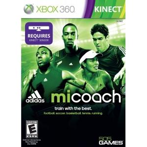 بازی Adidas MiCoach برای XBOX 360