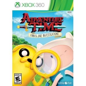 بازی Adventure Time: Finn & Jake برای XBOX 360