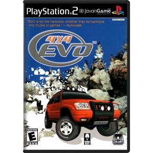 بازی 4x4 Evo برای PS2