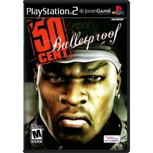 بازی 50 Cent - Bulletproof برای PS2