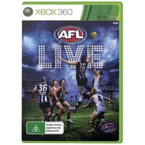 بازی AFL Live برای XBOX 360