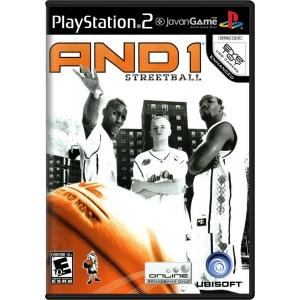 بازی AND 1 Streetball برای PS2