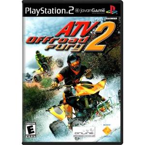 بازی ATV Offroad Fury 2 برای PS2