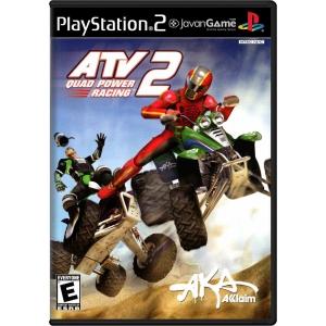بازی ATV - Quad Power Racing 2 برای PS2