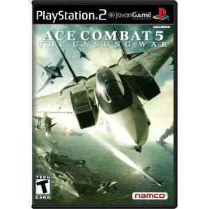 بازی Ace Combat 5 - The Unsung War برای PS2
