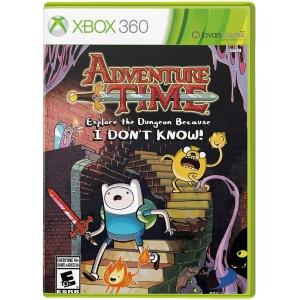 بازی Adventure Time: Explore The Dungeon برای XBOX 360