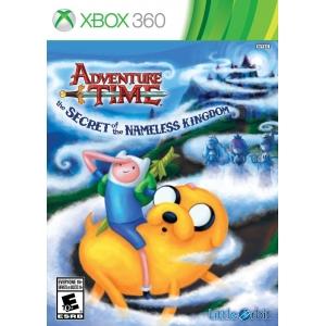 بازی Adventure Time: The Secret برای XBOX 360