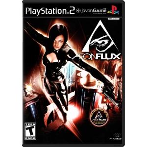بازی Aeon Flux برای PS2