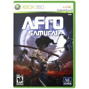 بازی Afro Samurai برای XBOX 360
