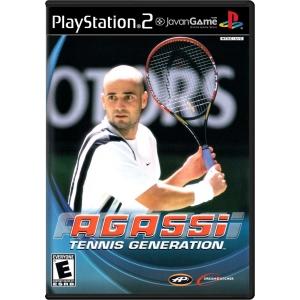 بازی Agassi Tennis Generation برای PS2