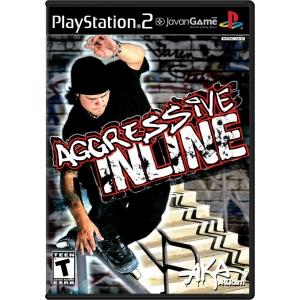 بازی Aggressive Inline برای PS2