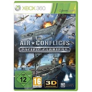 بازی Air Conflicts Pacific Carriers برای XBOX 360