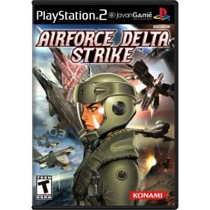 بازی AirForce Delta Strike برای PS2