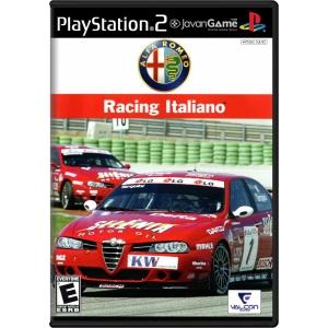 بازی Alfa Romeo Racing Italiano برای PS2