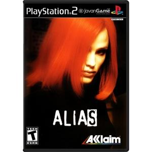 بازی Alias برای PS2