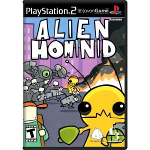 بازی Alien Hominid برای PS2