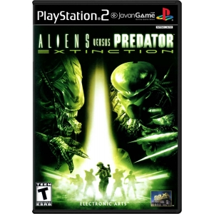 بازی Aliens Versus Predator - Extinction برای PS2