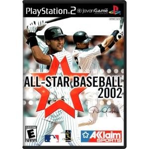 بازی All-Star Baseball 2002 برای PS2