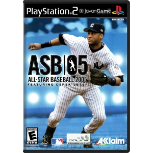 بازی All-Star Baseball 2005 featuring Derek Jeter برای PS2