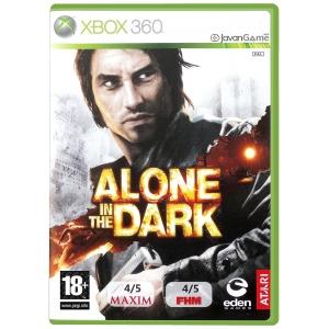 بازی Alone in the Dark برای XBOX 360