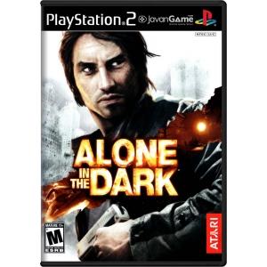 بازی Alone in the Dark برای PS2
