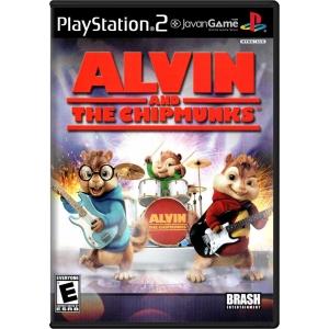 بازی Alvin and the Chipmunks برای PS2