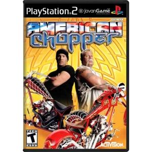 بازی American Chopper برای PS2
