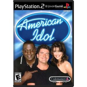 بازی American Idol برای PS2