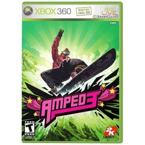 بازی Amped 3 برای XBOX 360
