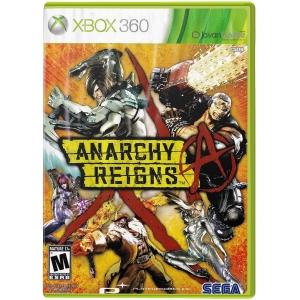 بازی Anarchy Reigns برای XBOX 360