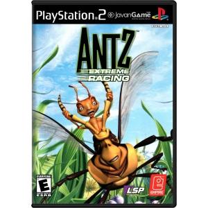 بازی Antz Extreme Racing برای PS2