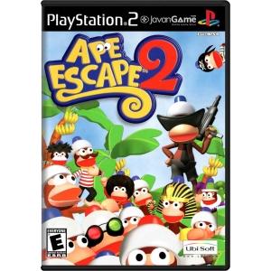 بازی Ape Escape 2 برای PS2