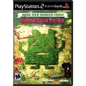 بازی Aqua Teen Hunger Force - Zombie Ninja Pro-Am برای PS2