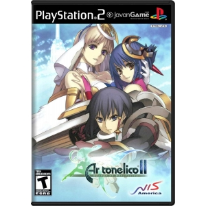 Ar tonelico II - Melody of Metafalica for PS2