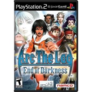 بازی Arc the Lad - End of Darkness برای PS2