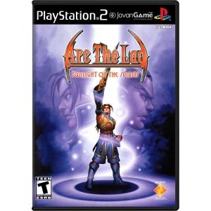 بازی Arc the Lad - Twilight of the Spirits برای PS2