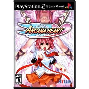 بازی Arcana Heart برای PS2